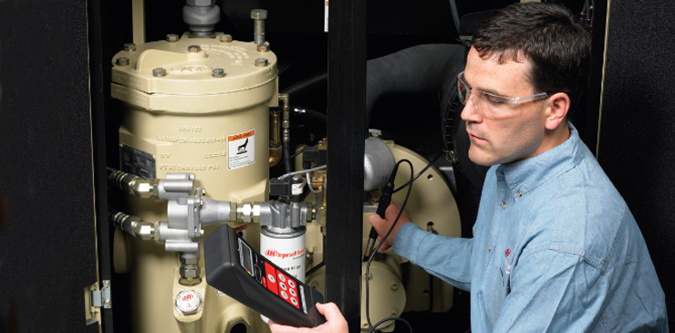Air Compressor Engineering Technician
