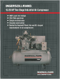 15-20 HP Two-Stage Industrial Air Compressor
