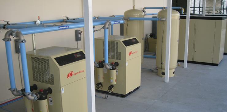 Air System Design Amp Installation Air Compressor Engineering